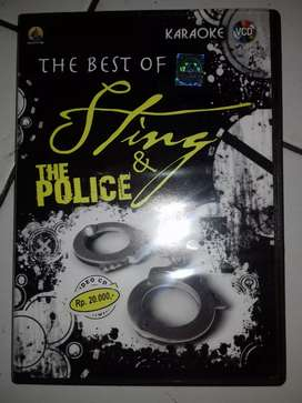 vcd ori music sting and the police