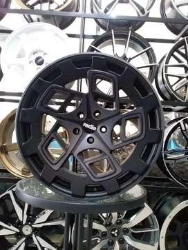 Jual velg ori import murah RADI8 ring20 inch bisa buat mobil mercy