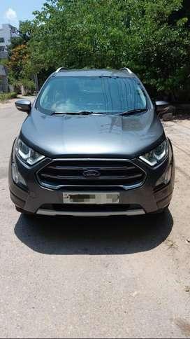 Ford Ecosport 1.5 Diesel Titanium, 2019, Diesel
