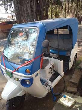 Mahindra Auto treo