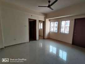 Unfurnished flat on rent