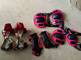 Skating equipments