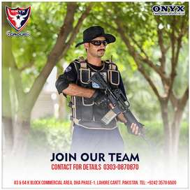 Required civilian oblige Ex Army Person for house management