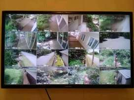 Hasil jernih mutiara CCTV camera 2mp >>> di wilayah Cilodong Depok