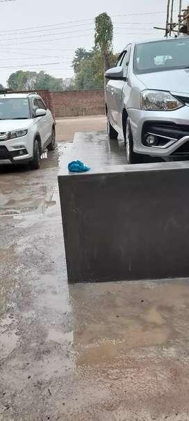 Car Washing Station available for rent. Ekta Vihar Baltana