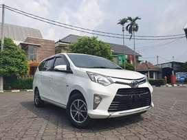 TDP 6JT Toyota Calya G 2016 MT Istimewa Tangan Pertama