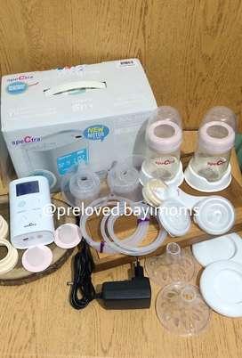 Pompa Asi Spectra 9 Plus Breast Pump Spectra 9+ Pumping Spectra