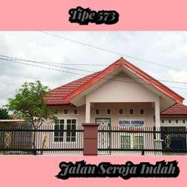 Rumah idaman type 573 dijalan harapan raya,Bukit raya