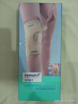 Lateral stabilizer, knee brace- conwel 5707