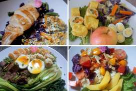 Catering Diet lost wight (Keto, Mayo ) Diet Medis, Catering Harian