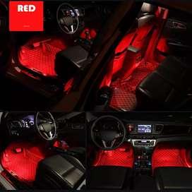 Car interior decoration modification led strip lamp ambient lighting