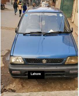 Suzuki Mehran Model 2009 registered