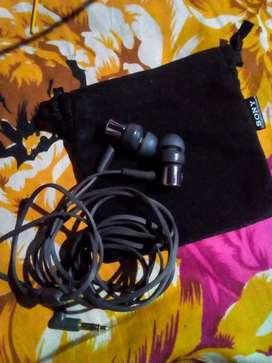 Sony MDR XB55 in ear headphone