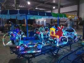 Odong odong kereta best seller pancingan elektrik mini coaster NP