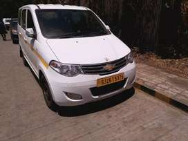 chevrolet enjoy Lt 7 seater, new tyre, well maintain car