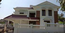 A NEW 4BHK 7CENTS 2200SQ FT HOUSE IN NELLIKKUNNU,THRISSUR