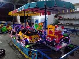 BARU mainan kereta panggung mini komedi putar odong odong LENGKAP