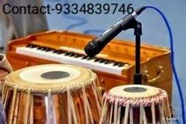 Home tutions for singing and tabla