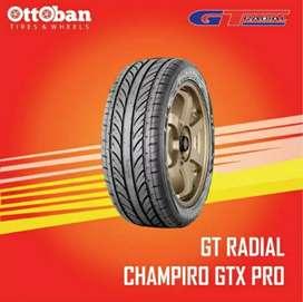 Jual ban mobil baru gt Champiro Gtx pro ukuran 225/55 R17