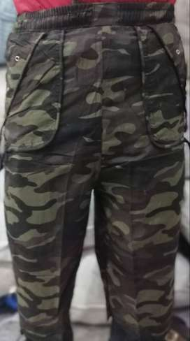 Army colour trousers on cheap prise