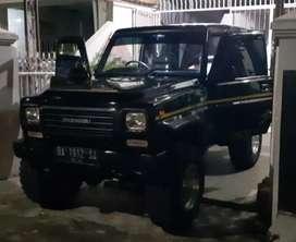 Taft diesel 4x4 thn 1990