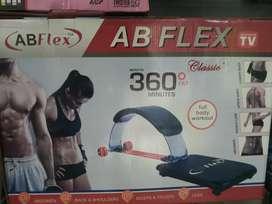 AB FLEX  Full body workout, 0 fat,