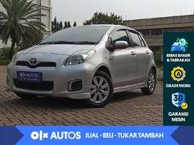 [OLXAutos] Toyota Yaris 1.5 E  A/T 2012 Silver