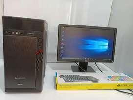"""i5 3rd Pro & 20"""" Monitor 4gb Ram 500Gb HDD"""