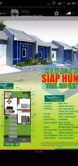 Dijual rumah subsidi solo