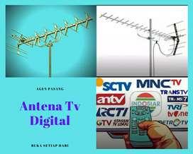 Instalasi Jasa Pasang Sinyal Antena Tv Outdoor