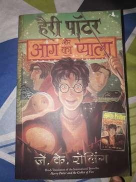 Hindi version of harry potter