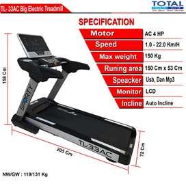 Treadmill big cocok untuk tempat gym