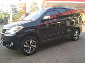 Avanza G th 2008 warna hitam