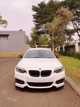 BMW M235i F22 ODO: 9000