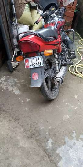 Hero Honda passion