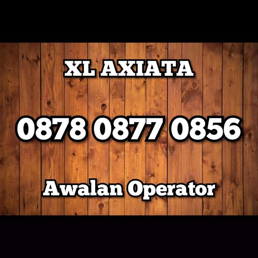 Nomor special pilihan XL AXIATA serian operator 0878 x 0877 x 0856 0
