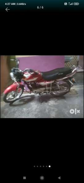 I hv a bajaz ct 100 bike which purchased in 2004