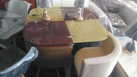 Dining table & chair (New & repair)