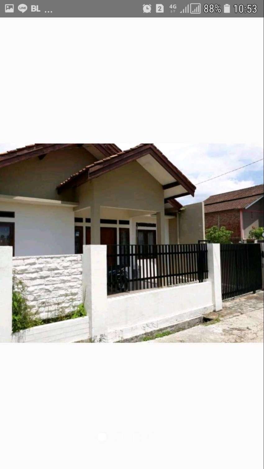 Rumah Asri Di Cianjur Kota