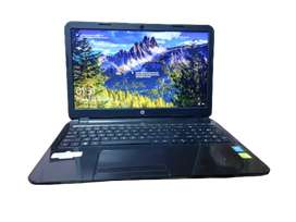 HP laptop 8GB RAM