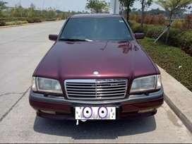 Mercedes Benz W202 C180