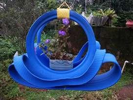 Attractive  Tyre Pot