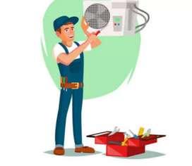 TECHNICIAN FOR AC,FRIDGE,WM & SMALL APPLIANCES