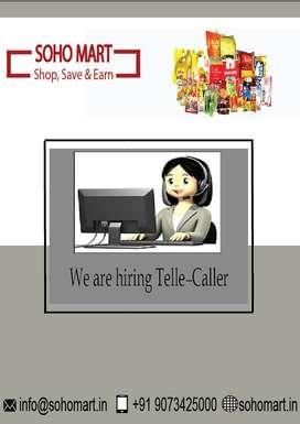 Telle-Caller for Soho Mart