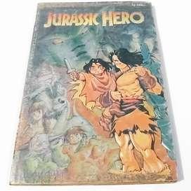 Komik Jurassic Hero Rajawali Grafiti