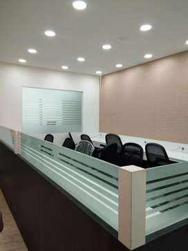 "On rent at Full furnished office  ""ASTRA TOWER ""near City Centre 2,"