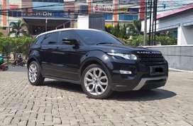Range Rover Evoque 2012 Bandung Hitam