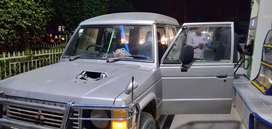 Pajero Mitsubishi 1988 Good Condition