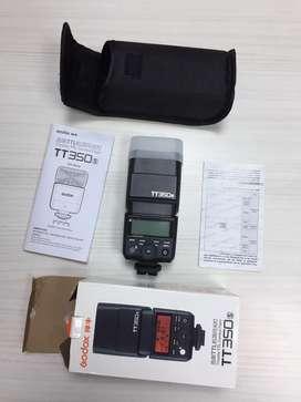 Flash godox TT 350 Sony