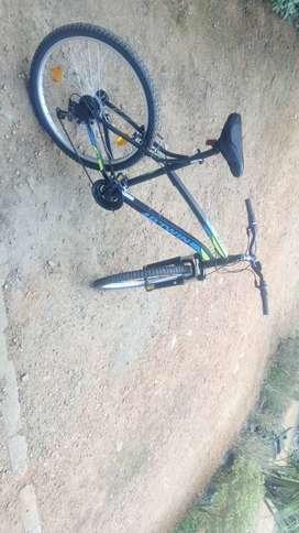 BTWIN MTB Rockrider 340 Black
